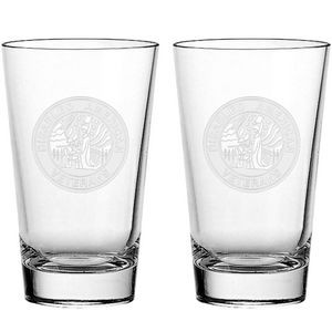Set of Two Westgate Sinfonia Narrow Highball Glass (9 Oz.)