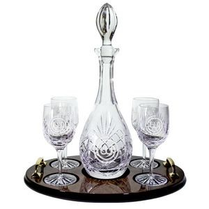 Windsor Wine Collection with Tray