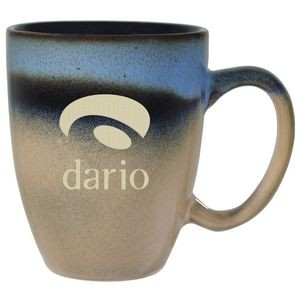Moonstone Bistro Mug - Saturn (16 Oz.)
