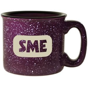 Campfire Mug - Purple (15 Oz.)