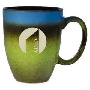 Moonstone Bistro Mug - Earth (16 Oz.)
