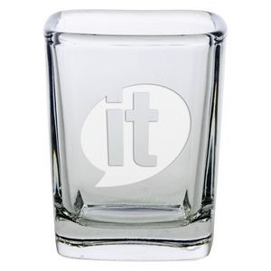 Square Shot Glasses (2 Oz.)