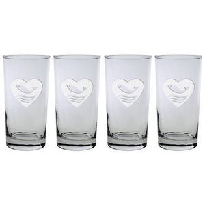 Set of Four Skyline Classic Beverage Glass (13 Oz.)